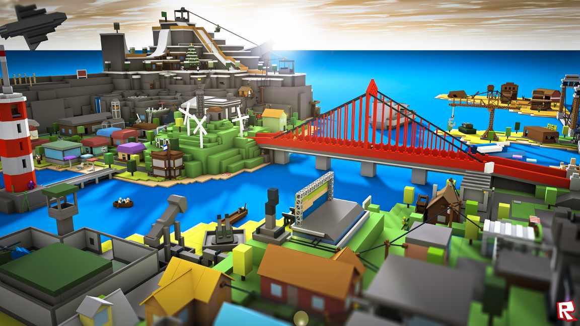 Roblox 3d Games! Aug 6-9