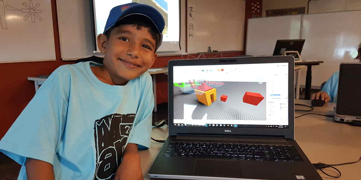 Create with Roblox!